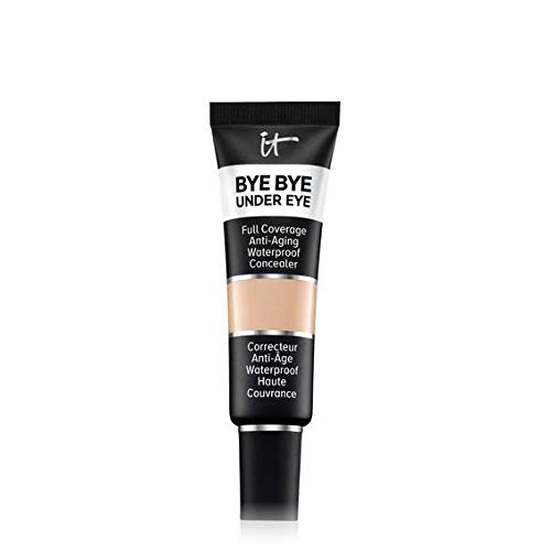 IT COSMETICS 0.4 oz Bye Bye Under Eye Full Coverage Anti-Aging Waterproof Concealer (21.5 Medium Nude) by It Cosmetics