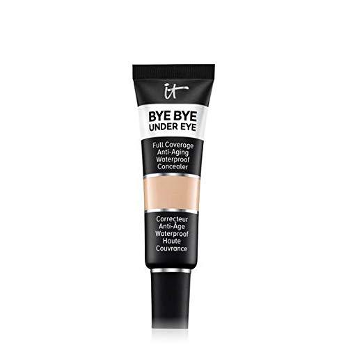 IT COSMETICS 0.4 oz Bye Bye Under Eye Full Coverage Anti-Aging Waterproof Concealer (24.5 Medium Buff)