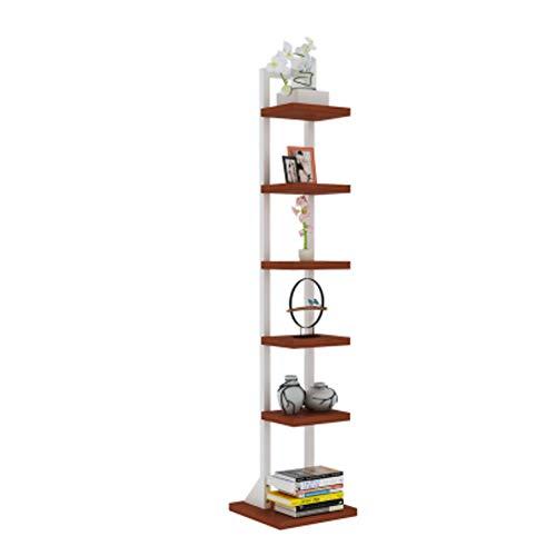Amazon.com: HM&DX Estantería para libros, 6 estantes ...