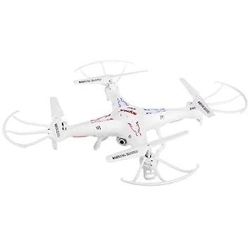 SYMTOP RC RTF Drone Quadcopter X5C - 1 360 Grados Voltereta 2MP ...