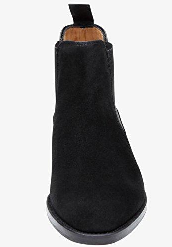 Shoepassion N. 2300 Eleganti Scarpe Business-o Casual Per Le Donne. Welted E Fatti A Mano Dalla Pelle Pregiata. Nero