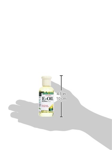 Nature's Bounty Vitamin E-Oil 30,000 IU (Topical or Oral), 2.5 ounces by Nature's Bounty (Image #10)