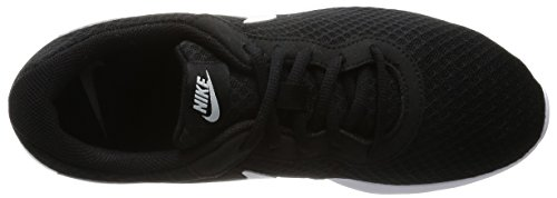 Nike Tanjun - Zapatillas unisex, color negro / blanco
