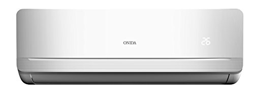 onida 1 ton 3 star inverter split ac copper ir123idm indium