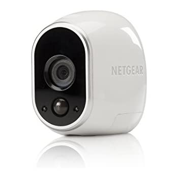 Arlo by NETGEAR Security Camera – Add-on Wire-Free HD Camera [Base Station not included] | Indoor/Outdoor | Night Vision (VMC3030)