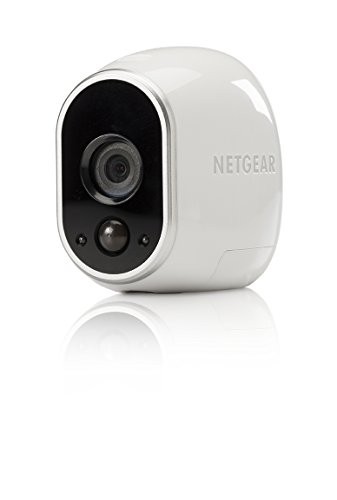 Arlo by NETGEAR Security Camera – Add-on Wire-Free HD Camera [Base Station not included] | Indoor/Outdoor | Night Vision (VMC3030) by NETGEAR