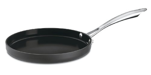 Cuisinart GG23-24 GreenGourmet 10-Inch Round Griddle and Crepe Pan ()