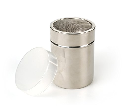- RSVP Endurance 18/8 Stainless Steel Fine Mesh Shaker