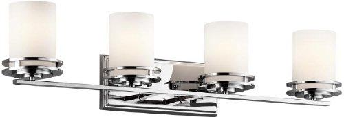 Kichler 5079CH Bath 4-Light, ()