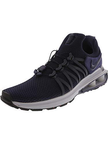 Nike Shox Gravity Mens Running Shoes, Obsidian/Midnight Navy, Size 10.5 (Nike Sneakers Men Cortez)