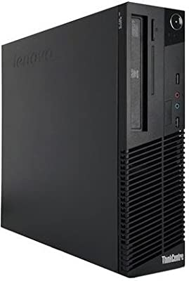 Lenovo ThinkCentre M91 High Performance Small Factor Desktop Computer (Intel Quad Core i5 up to 3.4GHz Processor), 8GB RAM, 2TB HDD, DVD, Windows 7 Professional (Certified Refurbishd)