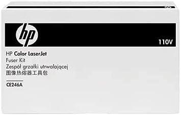 Renewed HP Color LaserJet CE246A Fuser Kit 110v in Retail Packaging