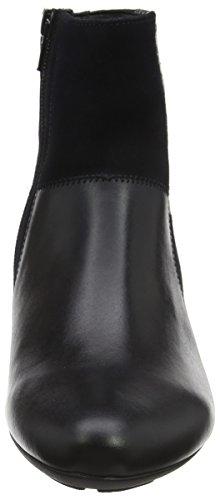Gabor Damen Comfort Basic Stiefel Blau (56 River K. (micro))