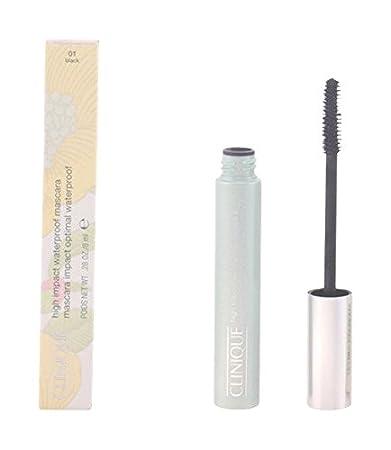 044b1d4fd50 Clinique High IMpact Waterproof Mascara - 01 - Black - 8 ml: Amazon.co.uk:  Beauty
