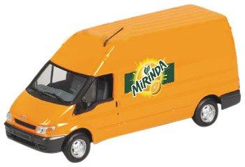Minichamps 430089301 Modell Van – Ford Transit – Maßstab: 1: 43