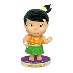 bobble head hula girl eBay