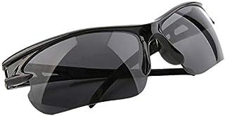 CamKpell Occhiali da Sole per la Visione Notturna degli Uomini Moderni alla Moda di Tendenza Unisex Occhiali per Occhiali da Guida per Esterni da Guida