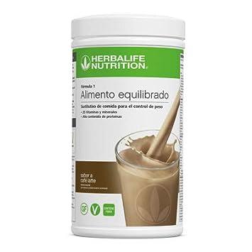 Herbalife Cafe Latte 550