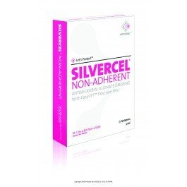 SILVERCEL® Non-Adherent Dressing-Size: 4