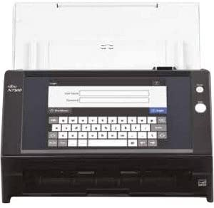 Fujitsu PA03706-B205 Network Document Scanner