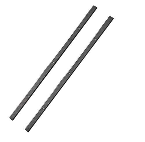 12-1/2-Inch Planer Blades For Porter Cable PC305TP, Craftsman 21758 - Set of 2