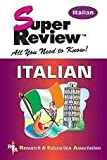 img - for Italian (Super Reviews; All You Need to Know) book / textbook / text book