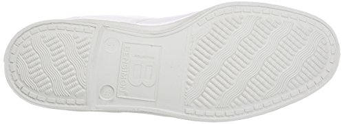 Nils Femme Tennis Bensimon New Baskets Blanc nFEFROx