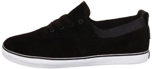 DVS Chill Skate SHOES El Dorado Black Suede HO