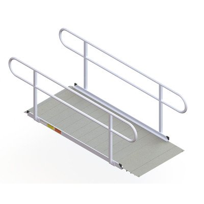 MOD Ramp System Size: 6' L by EZ-Access