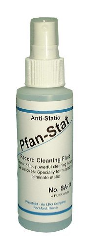 Portable, Pfan-Stat Record Cleaning Fluid Consumer Electronic Gadget Shop by Portable4All