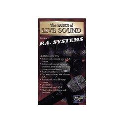Basics of Live Sound: P.A. Systems 1 [VHS]