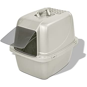 Van Ness Odor Control Large Enclosed Cat Pan with Odor Door - #CP6