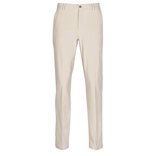 (Greg Norman Men's Ml75 Microlux Pant, Sandstone, W: 36