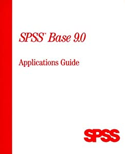 SPSS Base 7.0 Applications Guide Inc. Spss