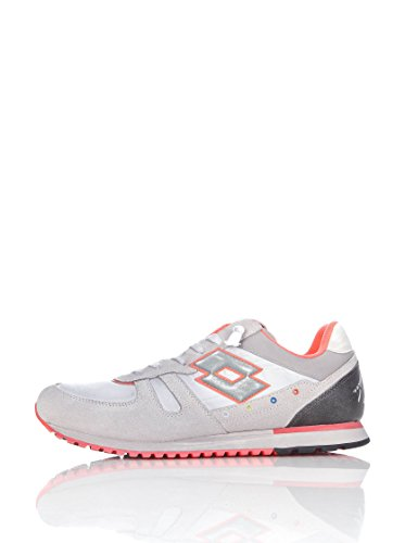 Low Men's Tokyo Lotto Ny Top Grey Sneakers tH1dwaq