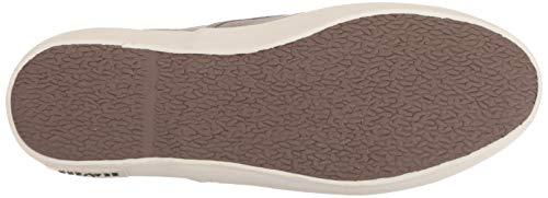 SeaVees Men's Baja Slip On Standard Casual Sneaker,Tin Grey, 12 by SeaVees (Image #3)
