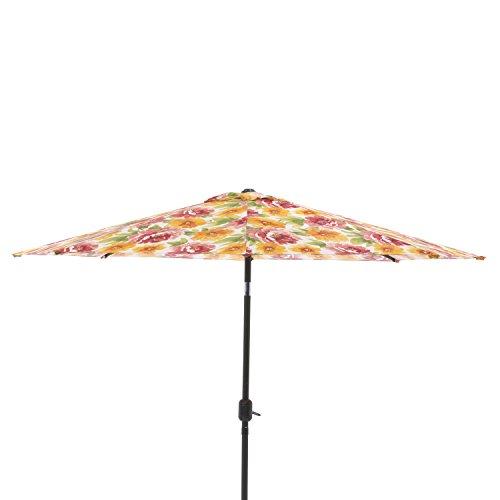 Pillow Perfect Primro Orange 9-foot Patio Market Umbrella Review