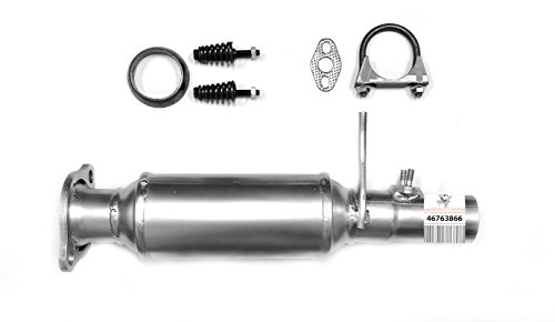 TED Direct-Fit Catalytic Converter Fits: 99-03 Lexus RX300/01-03 Toyota Highlander 3.0L REAR