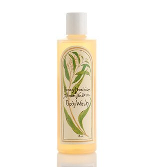 Lemon Verbena Body Wash 8 oz by Bonny Doon Farm ()