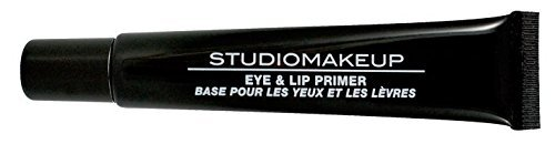 STUDIOMAKEUP Eye and Lip Primer, Brightening, 0.32 Fluid Ounce by Studio Makeup by Studio Makeup