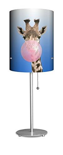 Lampables Animal Kingdom Collection (Bubble Gum Giraffe) - Table Desk lamp