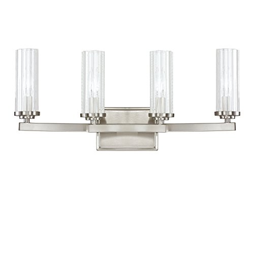 Capital Lighting 8044BN-150 Four Light Vanity - Capital Lighting Four