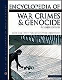 Encyclopedia of War Crimes & Genocide 2 Volume Set