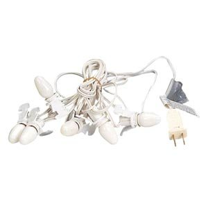 Lemax Village Collection Six Light Cord #44088