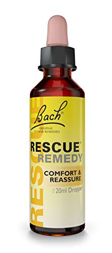 Clematis Dropper (Bach Rescue Remedy Dropper, 20 ml)