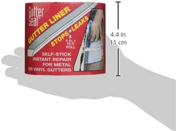 COFAIR PRODUCTS GL 410 4x10 Gutter Seal Roll