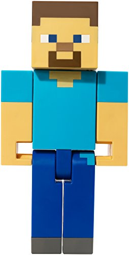 Minecraft Large Scale Steve Action Figure]()