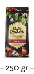 Cafe QUINDIO Gourmet Tostado y Molido 250 gr. | Quindio Gourmet Ground Coffee 8.8 oz.