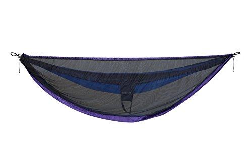 ENO Eagles Nest Outfitters - Guardian SL Bug Net, Hammock Bug Netting, Purple