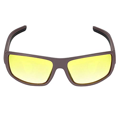 Safety Glasses Uv Protection Safety Glasses Anti-Scratch And Impact Resistansafety Goggles For Work Welding Goggles,Amber ()